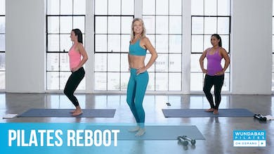 PILATES REBOOT by WundaBar Pilates