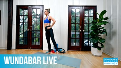 WundaLIVE- WundaBody Burn by WundaBar Pilates