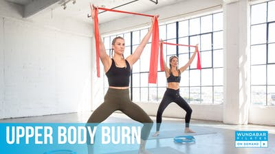 Upper Body Burn by WundaBar Pilates