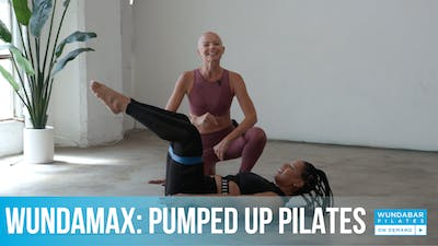 WundaMAX: Pumped Up Pilates by WundaBar Pilates