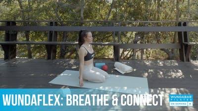 Breathe & Connect by WundaBar Pilates