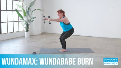 WundaBabe Burn by WundaBar Pilates
