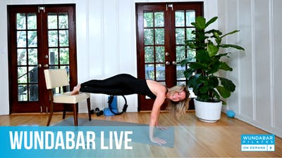 WundaLIVE- Wicked Wunda Wednesday by WundaBar Pilates