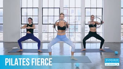 PILATES FIERCE by WundaBar Pilates