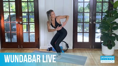 WundaLIVE- Rotation Station by WundaBar Pilates