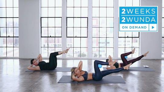 2 Weeks 2 Wunda by WundaBar Pilates