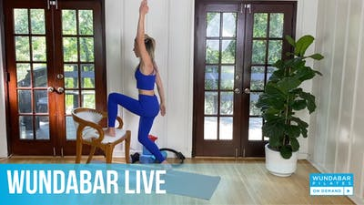 WundaLIVE- WundaFormer to Floor by WundaBar Pilates