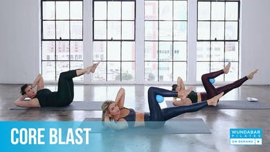 CORE BLAST by WundaBar Pilates