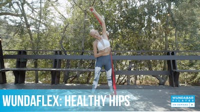 WundaFlex: Healthy Hips by WundaBar Pilates