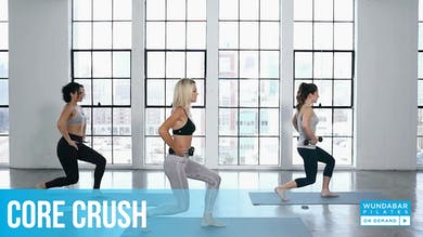 CORE CRUSH by WundaBar Pilates
