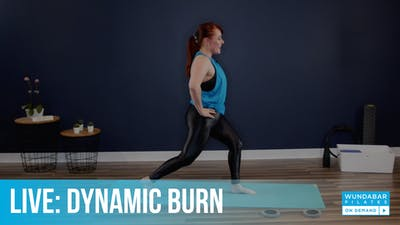 WundaLIVE- Dynamic Burn by WundaBar Pilates