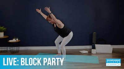 WundaLIVE- Block Party by WundaBar Pilates