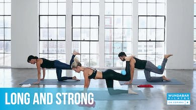LONG & STRONG by WundaBar Pilates