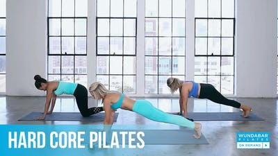 HARDCORE PILATES by WundaBar Pilates
