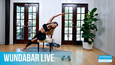 WundaLIVE- Form + Function by WundaBar Pilates