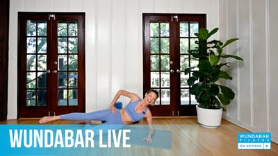 WundaLIVE- Spine Strength by WundaBar Pilates