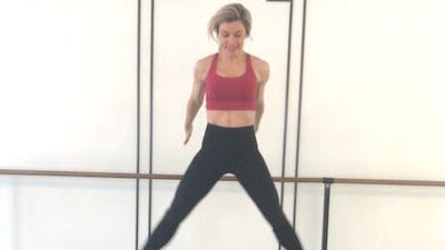 Week 1 Day 1 - HIIT Cardio with Kristi by Barre Belle Inc.