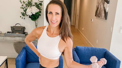 BONUS at home class! - Full Body Strength with Jill by Barre Belle Inc.