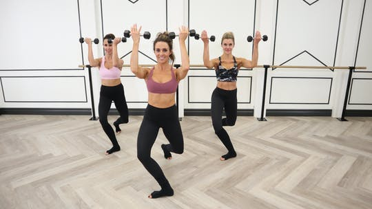Full Body Blast by Barre Belle Inc.