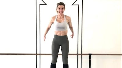 Week 1 Day 3 - HIIT cardio with Kristi by Barre Belle Inc.