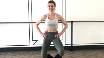 Week 1 Day 3 - Ass + Abs with Kristi by Barre Belle Inc.