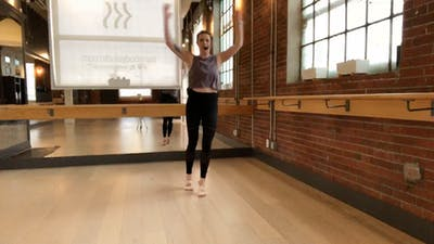 Cardio + Core with Heather 15 mins by Barre Body Studio