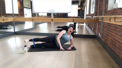 Ass + Abs with Reanna 20min by Barre Body Studio