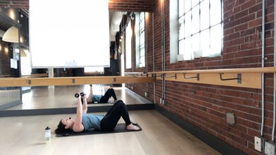 Arms + Abs with Reanna 15min by Barre Body Studio