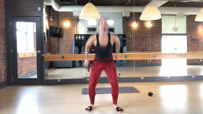 Cardio + Core with Jenn 15min by Barre Body Studio