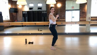 Arms with Amber 20 min by Barre Body Studio