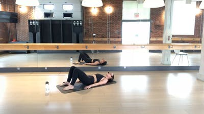 Ass + Abs with Brittany 15 min by Barre Body Studio