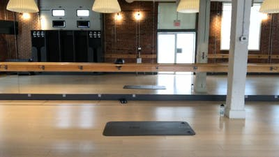 Barre Body Fit with Marlo 45 mins April 9th, 2020 by Barre Body Studio