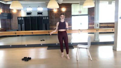 Barre.So.Hard with Amber 50min April 10, 2020 by Barre Body Studio