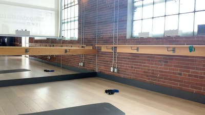 Barre So Hard with Chelsey 50 mins by Barre Body Studio