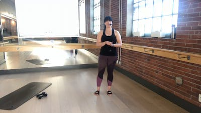 Barre + Core + Stretch with Nicole 50 min - April 13, 2020 by Barre Body Studio