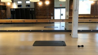 Cardio + Core with Marlo 30 mins April 14th, 2020 by Barre Body Studio