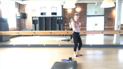 Barre Press 50 mins with Chelsey - April 16, 2020 by Barre Body Studio