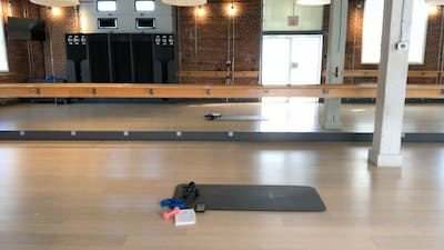 Barre Body Fit with Lindsay 60 min April 19, 2020 by Barre Body Studio