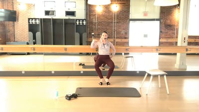 Barre so Hard with Brittany 55 mins April 21, 2020 by Barre Body Studio