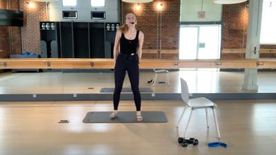 Barre Core Stretch with Vanessa 60 mins by Barre Body Studio