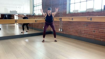 Body By Barre with Heather 40 mins by Barre Body Studio