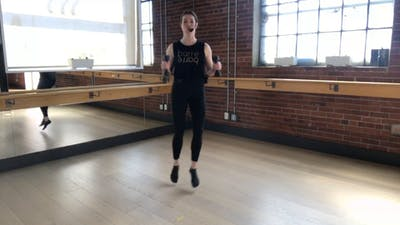 Barre Press with Heather by Barre Body Studio