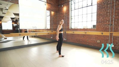 Barre Press with Brittany by Barre Body Studio