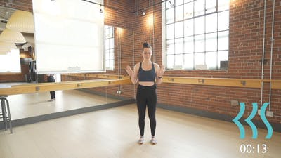 Lower Body Burn with Emma D by Barre Body Studio