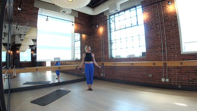 Abs and Arms with Chelsey by Barre Body Studio