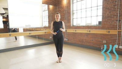 Barre Body Fit with Lindsay by Barre Body Studio