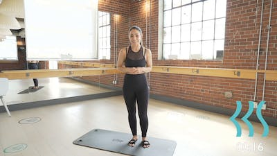 Cardio HIIT with Brittany by Barre Body Studio