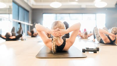 Core + Tone with Reanna 40 mins by Barre Body Studio