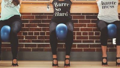Barre So Hard with Traci by Barre Body Studio