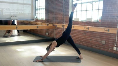 Standing Stretch with Emma C by Barre Body Studio